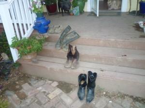 Farmers Foot-Wear apparel