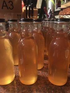 Meyer Lemon Syrup