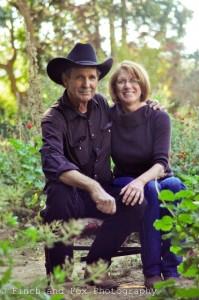 Ray and Vicki